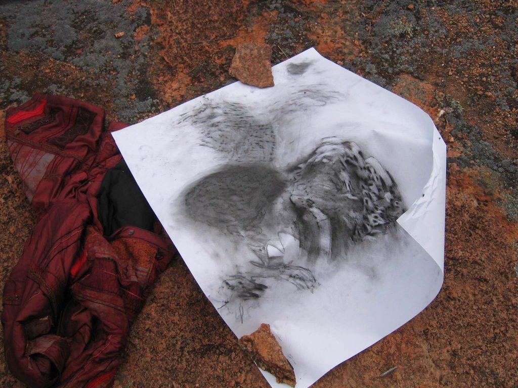 Art camp 4 drawing