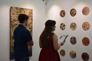 Relay exhibition  Midland Junction Arts Centre